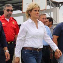 """""""En cada casa ustedes son sus soldados"""": alcaldesa de Guayaquil se cuadra con el presidente Moreno y llama a defender la ciudad"""