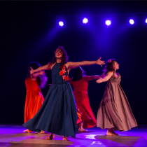 """Festival """"Chiloé Cuerpos en Lluvia"""" celebra cinco años difundiendo la danza contemporánea por el archipiélago"""