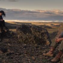 """""""Al Desierto"""": película chileno argentina rodada en la Patagonia llega a salas de cine"""