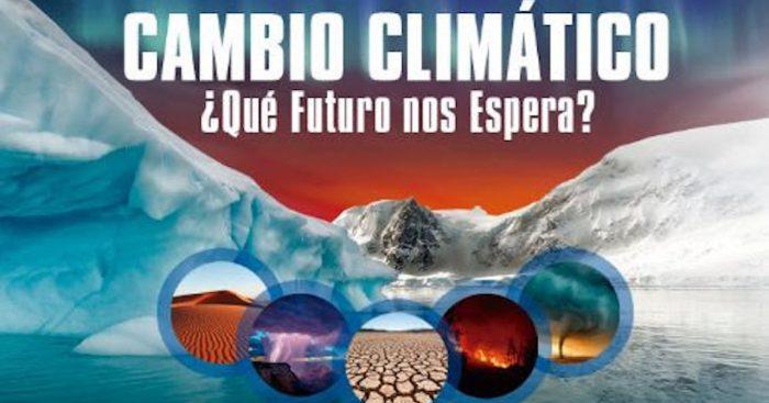 """Documental fulldome """"Cambio Climático¿Qué futuro nos espera?"""" en Planetario USACH"""