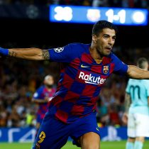 Suárez da un triunfo inimaginable al Barcelona con destacada actuación de Vidal