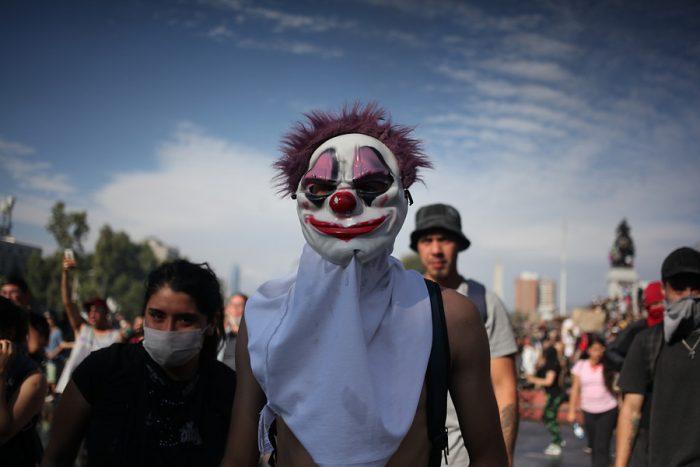 El descontento en Chile tiene un preocupante mensaje