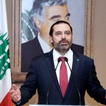 Primer ministro del Líbano renunció tras 13 días de protestas