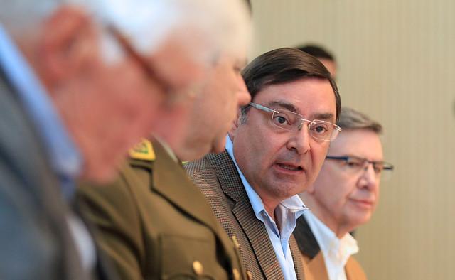 Felipe Guevara deja Lo Barnechea y es la carta del Gobierno para la Intendencia Metropolitana
