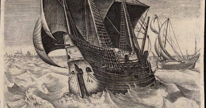 Así vivían y fallecían los tripulantes a bordo de las naves de Magallanes-Elcano