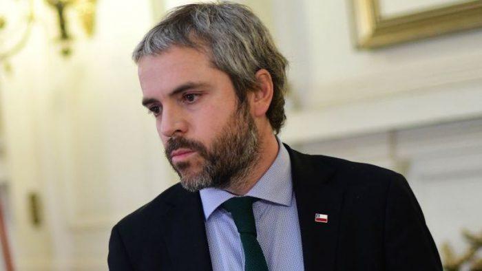 Gonzalo Blumel: