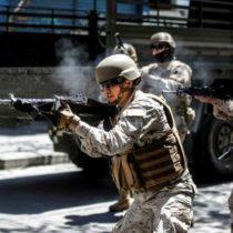 """¿Los militares lograrán desmovilizar la """"invasión alienígena""""?"""