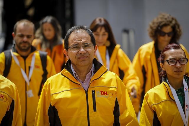 """INDH transmite a Piñera su """"grave preocupación por la violación a los DD.HH."""" de estos días"""