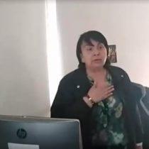Jefa de departamento del SML denuncia haber sido removida de su cargo en medio de Estado de Emergencia