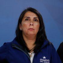 «Ustedes son chilenos como nosotros»: el profundo agradecimiento de Karla Rubilar a Carabineros tras marcha
