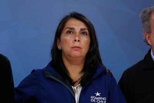 """""""No dejaré abandonada mi ciudad"""": el mensaje de Karla Rubilar tras comunicar que no será candidata a gobernadora en medio de protestas"""