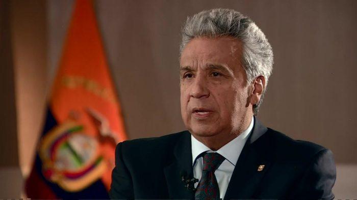 Lenín Moreno decreta toque de queda en Quito para facilitar la labor de la policía tras actos de violencia