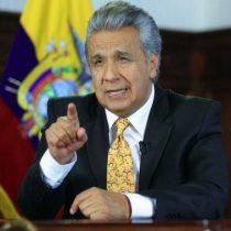 La traición de Lenín Moreno