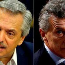 Macri se enfrentará a los candidatos a la Casa Rosada en el primer debate presidencial obligatorio en Argentina