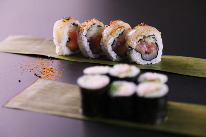 Do Sushi Artesanal: el innovador delivery que irrumpe con fuerza en Santiago