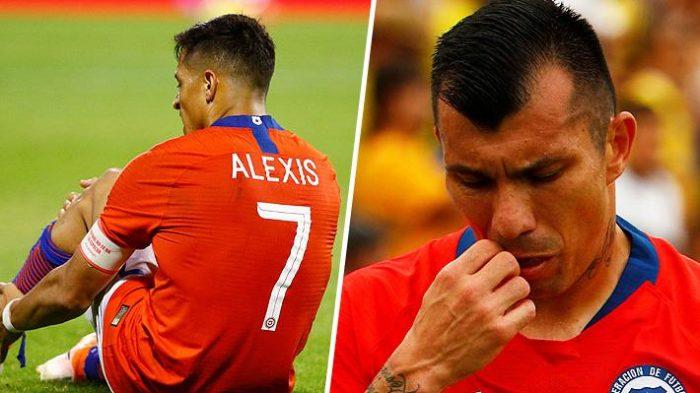 Alexis, Medel, Orellana y Díaz no jugarán el Chile-Guinea