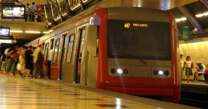 Estación Baquedano abrirá sus puertas en mayo: Metro da a conocer nuevo calendario de reapertura