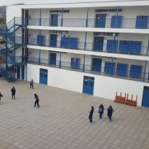 Cinco estudiantes resultan con quemaduras tras fallido experimento científico en colegio de La Serena