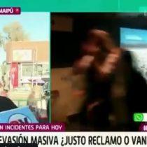 Estudiante de derecho realiza profundo análisis sobre la evasión masiva del metro y se vuelve viral