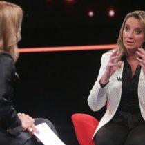 Natalia Compagnon asegura que el caso Caval