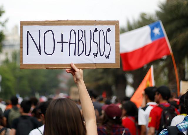 La derrota de Piñera: el reconocimiento de la desigualdad
