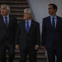 Piñera en el día 7: envía proyecto para congelar alza de la luz y dice que se está trabajando para reducir el toque de queda