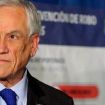 """Acusan a Piñera de """"apagar el fuego con bencina"""" tras amenaza de aplicar la Ley de Seguridad por evasiones masivas del Metro"""