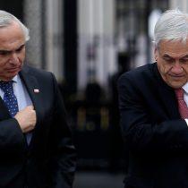 Sin Chadwick solo queda Larroulet: la compleja decisión de Piñera de prescindir de su primo y colaborador cercano