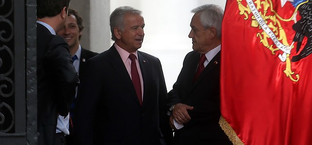 """Piñera raya la cancha con la reintegración tributaria: """"No se puede negociar lo que es esencial"""""""