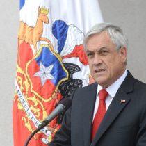 La guerra de Piñera