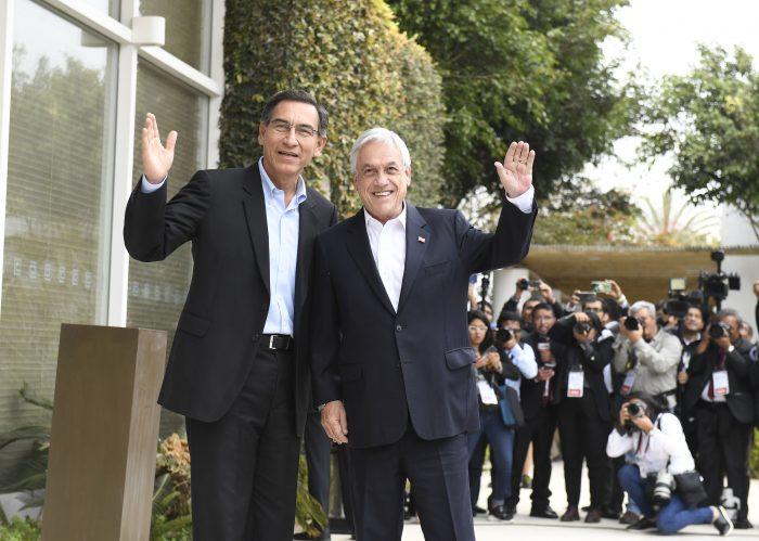 Piñera se cuadra con Lenín Moreno en medio de agudización de la crisis en Ecuador