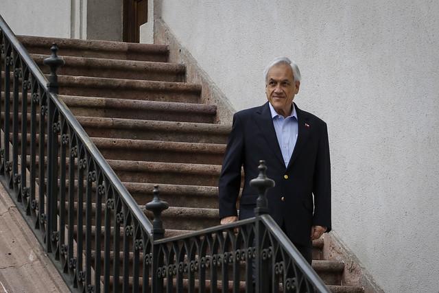 Piñera firma decretos para levantar Estado de Emergencia en todas las regiones