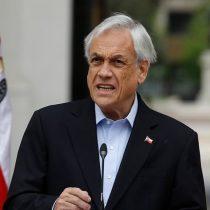 Mínimo histórico: con un 14% de apoyo, Piñera es el presidente con menor aprobación desde el retorno de la democracia