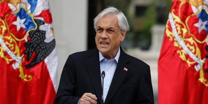 Sebastián Piñera y su peligrosa sordera: el problema es usted
