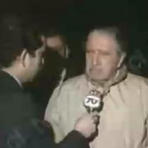 """Cuando Pinochet en plena dictadura decía que """"estamos en una guerra"""""""