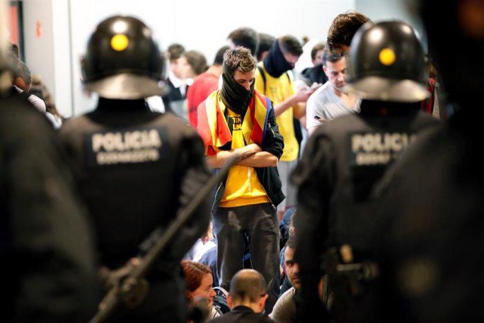 Tsunami Democràtic: España investiga a la plataforma que promueve las protestas en Cataluña
