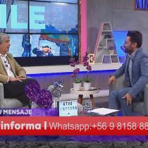 """Carlos Saavedra, rector UDEC:  """"hay errores comunicacionales importantes, bajo ninguna circunstancia este país está en guerra"""""""