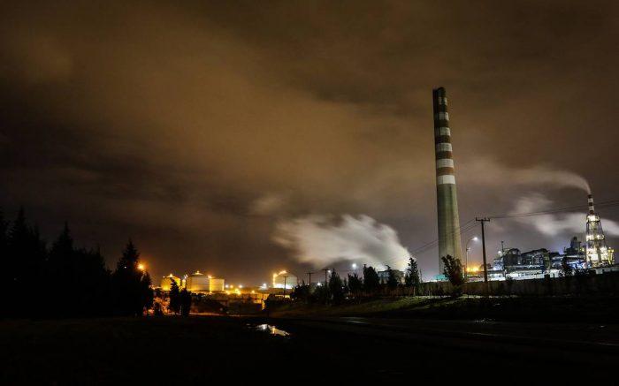 Chispas en el mundo de la minería saca posible cierre de Fundición Ventanas como