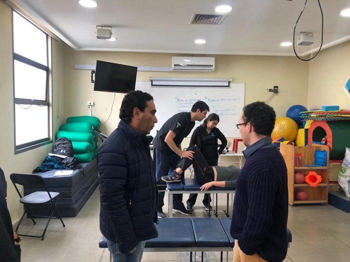 Integra atención quiropráctica en Red de Salud Comunal