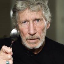 Roger Waters saca la cacerola y muestra apoyo a las manifestaciones en Chile