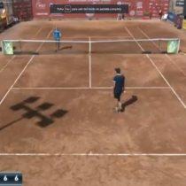 """Una jugada """"antideportiva, irrespetuosa y fea"""": tenista español se deja perder con una extraña acción"""