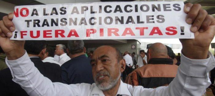 América: tierra fértil para Uber o DiDi pese a protestas y frágil regulación