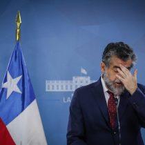 Subsecretario Ubilla comienza a entregar parcialmente nombres de muertos en Estado de Emergencia