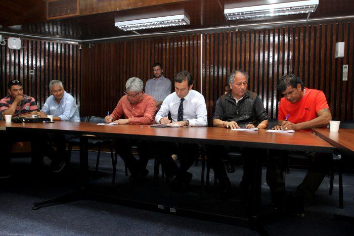 Recolectores de basura deponen paralización tras acuerdo con subsecretario del Trabajo