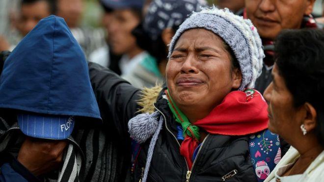Asesinatos de indígenas en Colombia: