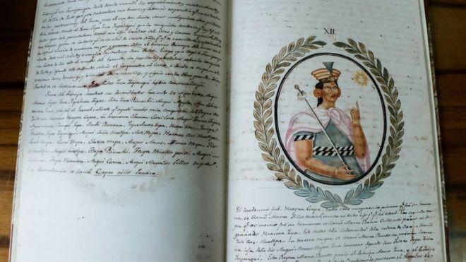 Manuscrito de Sahuaraura, el excepcional documento de la nobleza inca que se creía perdido y que Perú recuperó después de más de un siglo