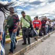 Cómo los venezolanos se están convirtiendo en el chivo expiatorio por las protestas en Sudamérica