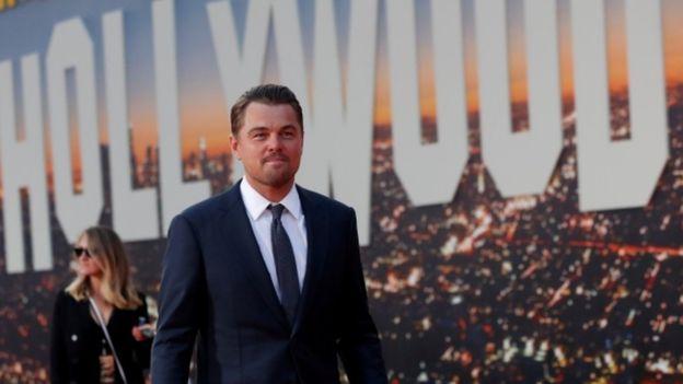Jair Bolsonaro acusa a Leonardo DiCaprio de