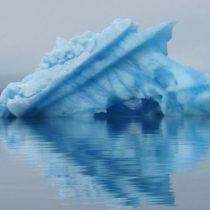 Investigadores revelan que la distribución de hierro en los icebergs es diferente a lo que se pensaba