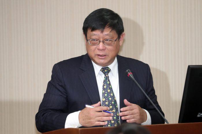 Ministro taiwanés Chang Tzi-chin: